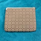 Coach Accessories | Coach Tablet Case | Color: Brown/Tan | Size: Os