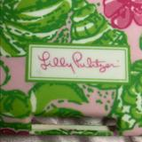 Lilly Pulitzer Accessories | Lilly Pulitzer Ipad 2ipad 3 Case | Color: Green/Pink | Size: 9.5 X 7.25