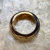 Michael Kors Jewelry   Michael Kors Tri Color Bangle Bracelet   Color: Gold/Silver   Size: Os