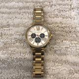 Michael Kors Accessories   Michael Kors. Stainless Steel Watch. Gold.   Color: Gold   Size: Os