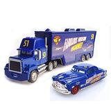 NCTO Disney Pixar Vehicles, Diecasts Toy Vehicles Pixar Cars Toys, Truck The King Diecast Metal Alloy Modle Figures Toys Gifts for Kids (K-7)
