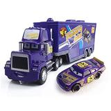 NCTO Disney Pixar Vehicles, Diecasts Toy Vehicles Pixar Cars Toys, Truck The King Diecast Metal Alloy Modle Figures Toys Gifts for Kids (K-8)