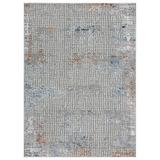 United Weavers Austin Devine Rust Accent Rug Rust Modern Indoor Rug with Jute Backing. Rugs & Carpets