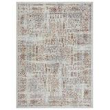 United Weavers Austin Nixon Rust Accent Rug Traditional Area Rug with Jute Backing. Transitional Rugs