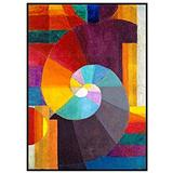 XIZYU Jigsaw Puzzle Puzzles Jigsaw The Beginning Klee Puzzles 1000 Pieces DIY Puzzle Classic Creative Puzzles Jigsaw Intellectual Toys Game Toy 50X75Cm