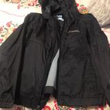 Columbia Jackets & Coats | Kids Columbia Wind Breaker | Color: Black | Size: 4-5 Xxs