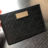 Kate Spade Accessories | Kate Spade Card Case Wallet | Color: Black | Size: Os