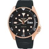 Seiko SRPD76 Seiko 5 Sports Men's Watch Black 42.5mm Stainless Steel