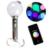 Weiming Bangtan Boys Army Bomb BTS Official Lightstick Ver Special,Stepless Color Change Concert Light Stick LED Torch Glow Stick Light, APP Connection