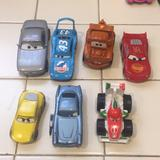 Disney Toys | Disney Car Toy Set | Color: Blue/Gray | Size: One