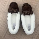 Jessica Simpson Shoes | Jessica Simpson Moccasin Slippers | Color: Brown | Size: 6