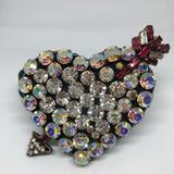 Gucci Jewelry   New Gucci Web Crystal Heart Bracelet   Color: Green/Red   Size: Os