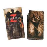 settencas 78Pcs Tarot Card Board Game Card Game Card