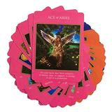 settencas 78 Sheets Archangel Power Tarot Cards Board Game Card Table Game Cards
