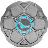 Kondor Blue Aluminum Body Cap for Canon RF Mount Cameras (Space Gray) KB-CANON-BC-RF