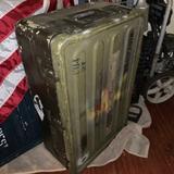 Under Armour Storage & Organization   Military Metal Storage Boxes   Color: Black/Green   Size: 24x12x48