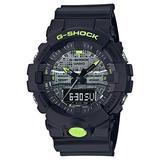 Casio Analog-Digital Sport Quartz Mens G-Shock Casio GA-800DC-1A