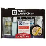 Duke Cannon Handsome Man Travel Grooming Essentials Kit