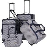 American Flyer 4-pc. Signature Luggage Set