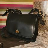 Coach Bags   ***Vintage Coach Purse! In Black Leather!   Color: Black   Size: Os