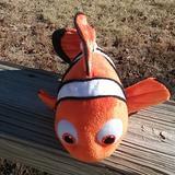 Disney Toys | Disney Clown Fish | Color: Orange/White | Size: 10
