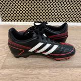 Adidas Shoes | Adidas Puntero Vi Trx Fg Soccer Cleat Kid Sports | Color: Black/Pink | Size: 1.5bb