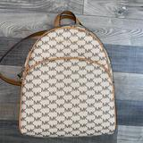 Michael Kors Bags | Michael Kors Backpack | Color: Gold | Size: Os