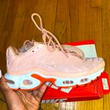 Nike Shoes | Air Max Plus Size 6.5 Womens | Color: Pink | Size: 6.5