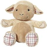 L.A. Baby Cinch By Dexbaby Plush Sleep Aid Womb Sound Soother Mobile Fabric in Brown, Size 7.3 H x 8.5 W x 10.5 D in | Wayfair CSS-LM