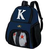 Personalized Soccer Backpack - Customized Soccer Bag BROAD BAY Soccer Gifts
