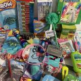 Disney Toys | Easter Basket Fillers Kids 31 Pc. Mixed Toy Lot | Color: Black/Red | Size: One Size