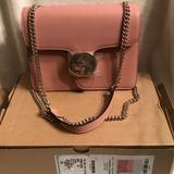 Gucci Bags   Gucci Interlocking G O Dollar Chain Strap Handbag   Color: Pink   Size: Width: 712 X 5h X 4d