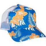 Reel Legends Womens Tropical Floral Trucker Hat