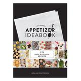 Chronicle Books Entertainment Books - Ultimate Appetizer Ideabook Hardcover
