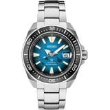 Automatic Prospex Manta Ray Diver Stainless Steel Watch 44mm, A Special Edition - Blue - Seiko Watches