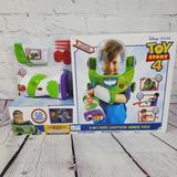 Disney Toys | Disney Pixar Toy Story 3 In 1 Buzz Lightyear Armor | Color: Green | Size: Osbb