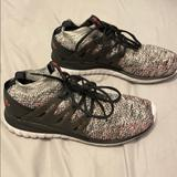 Adidas Shoes   Adidas Knitted Shoes   Color: Black/White   Size: 8.5