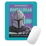 The Mandalorian Comic Book Cover Mouse Pad Star Wars: The Mandalorian Customized - Official shopDi