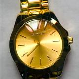 Michael Kors Accessories | Brand New Michael Kors Ladies Watch | Color: Gold | Size: Os