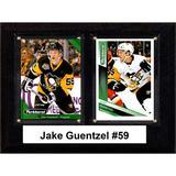 """Jake Guentzel Pittsburgh Penguins 6'' x 8'' Plaque"""