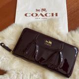 Coach Bags   Coach Wallet   Color: Purple   Size: Os