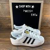 Adidas Shoes | Adidas Superstar Womens Shoes | Color: Black/White | Size: Various