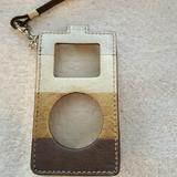 Coach Accessories   Coach Cover For Apple Ipod 1st Generation   Color: Brown/Tan   Size: Os