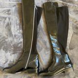 Michael Kors Shoes | Michael Kors Knee High Boots | Color: Black | Size: 7.5