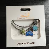 Disney Jewelry   Disney Alex And Ani Monsters Inc Bangles   Color: Gray   Size: Os