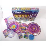 Disney Games | Disney Seen It? Board Game 2004 Edition | Color: Purple/White | Size: Os