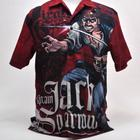Disney Shirts | New Pirates Of The Caribbean Jack Sparrow Disney | Color: Blue/Red | Size: S