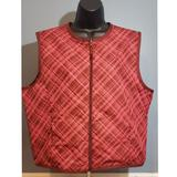 Nike Jackets & Coats   Nwot Women'S Nike Athletic Reversible Vest   Color: Pink/Red   Size: Xl