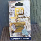 Disney Jewelry   Disney Cinderellas Carousel Pin   Color: Gold/Yellow   Size: 2 X 1.5 Approx