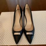 Coach Shoes   Coach Kitten Heel Pump   Color: Black   Size: 8.5